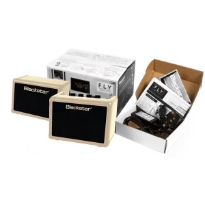 COMBO BLACKSTAR P/GUITARRA FLY-PACK CREA