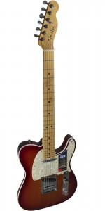 GUITARRA FENDER ELECT. AM ELITE TELE MN