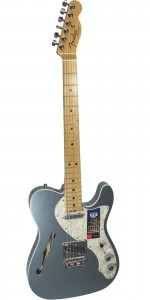GUITARRA FENDER ELECT. AM ELTE TELE THIN