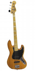 BAJO FENDER ELECTRICO SQ VM JAZZ BASS 77