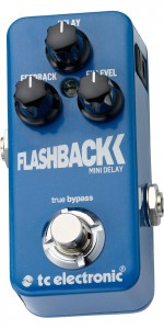 PEDAL T.C. P/GUITARRA FLASHBACK MINI